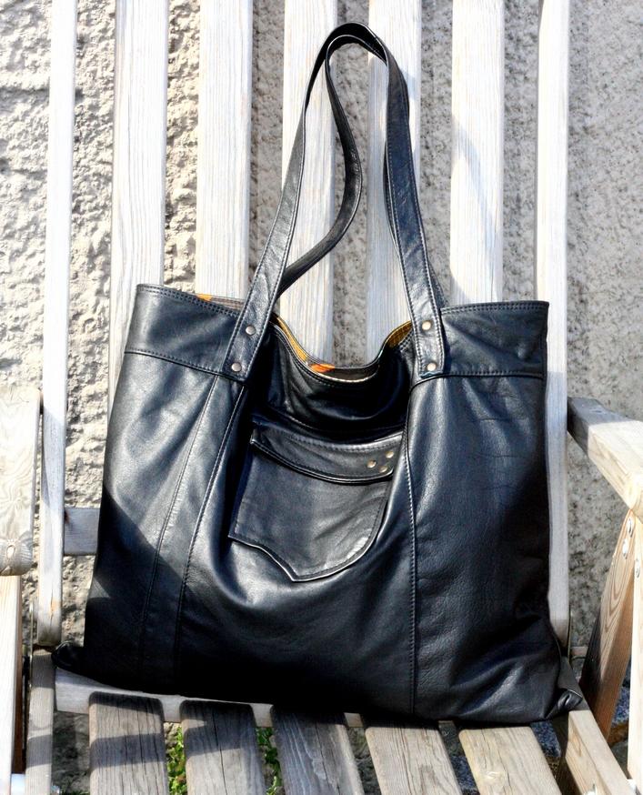 An awsome black bag