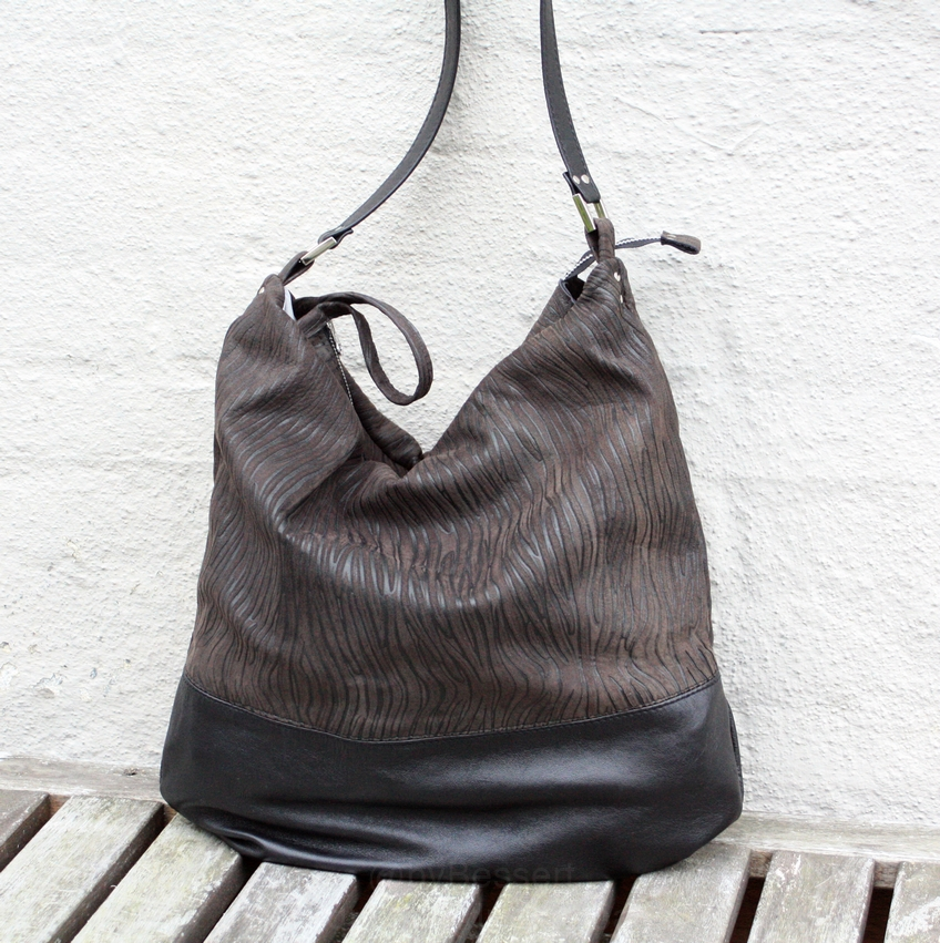 The first bag made from Vienna skirt