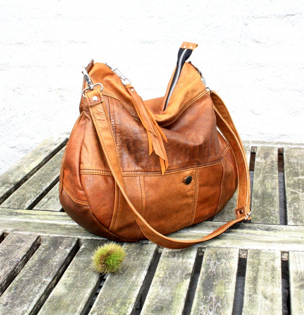 One more buttery soft lamb leather bag