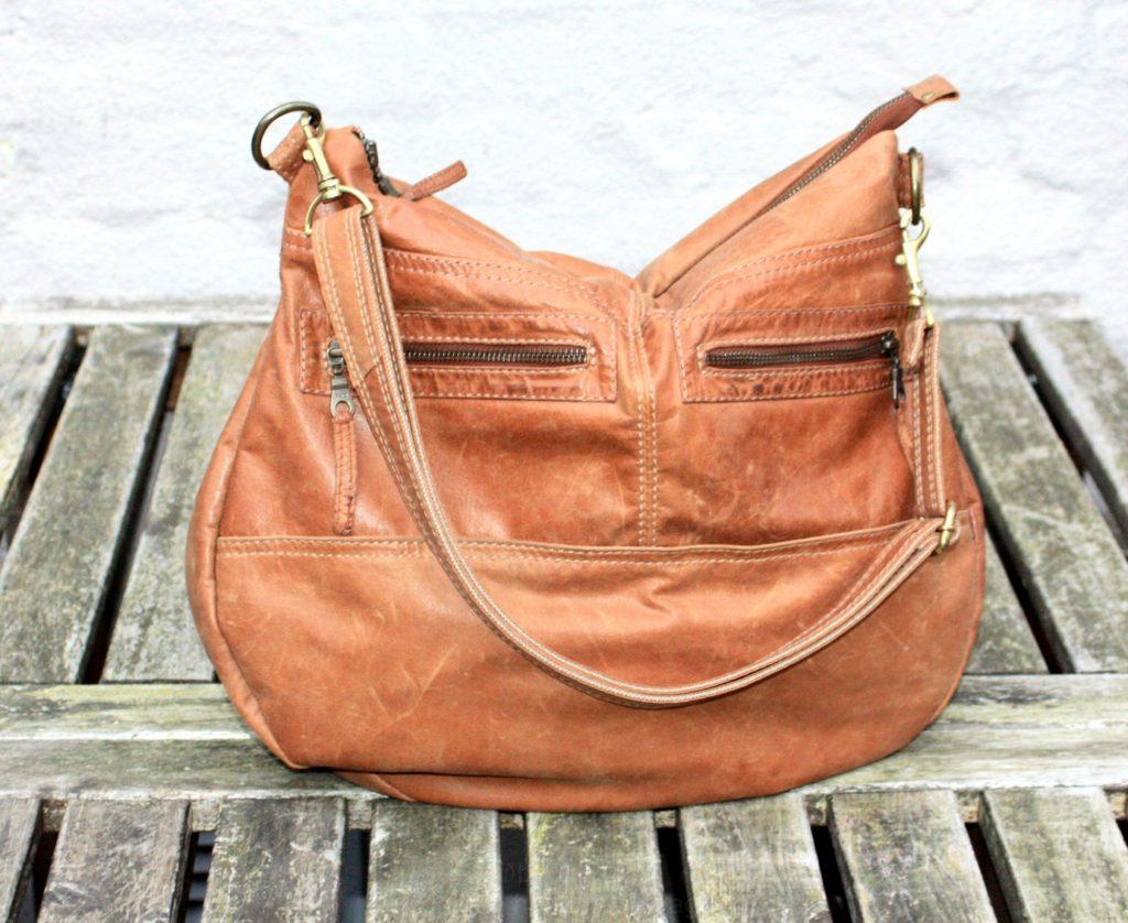 A brown bag for me